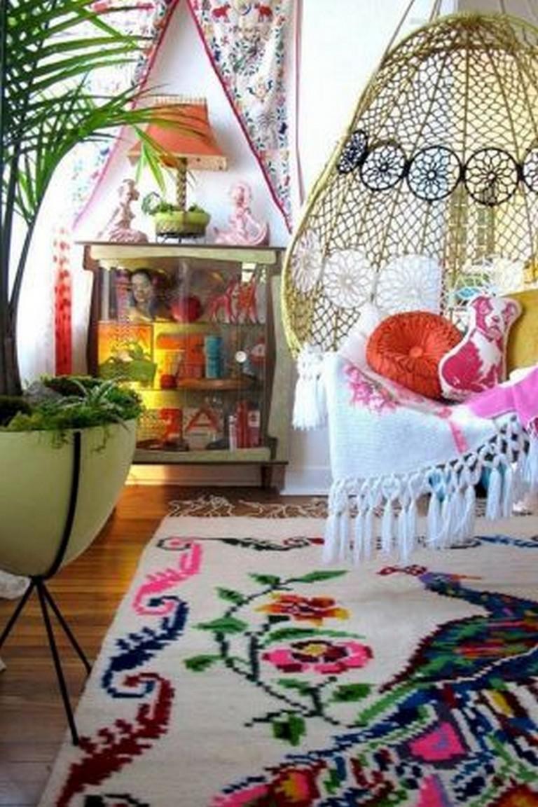 38+ Luxury Boho Chic Home and Apartment Decor Ideas 07 ...