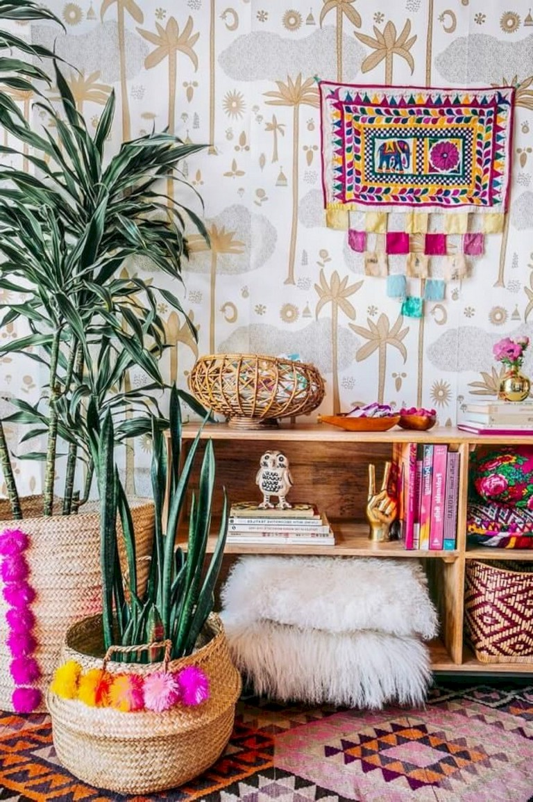 62 Inspirational Diy Boho Chic Decor Ideas On A Budget