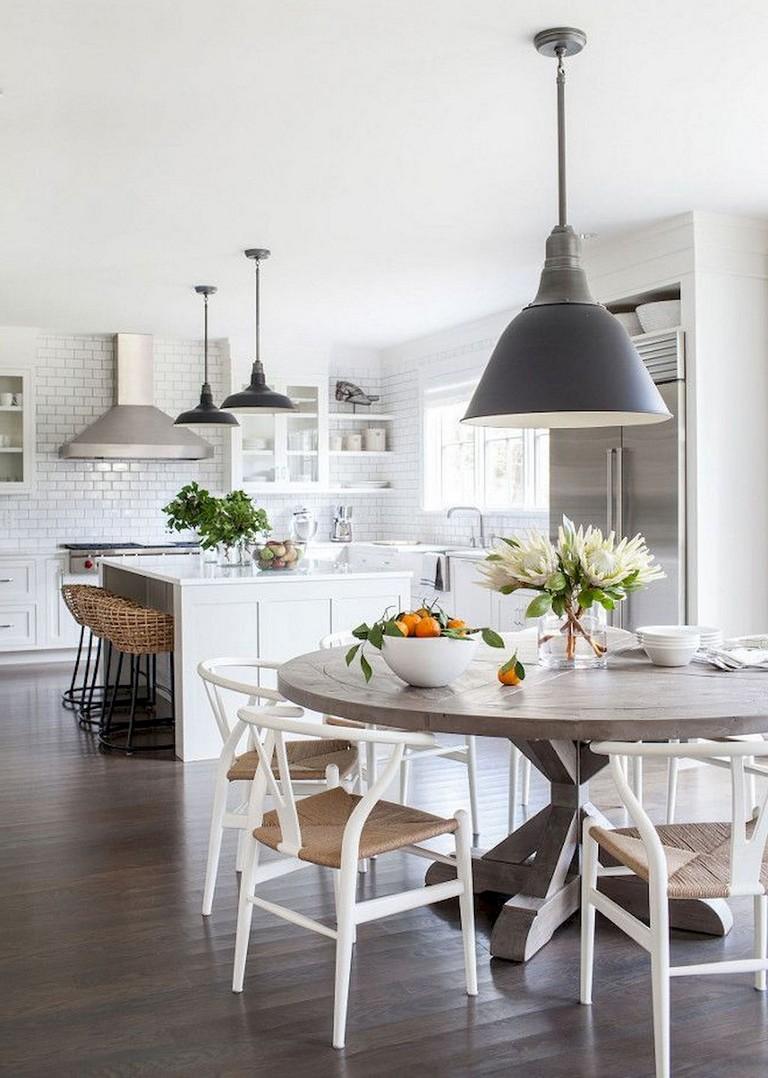 75+ Rustic Farmhouse Style Kitchen Makeover Ideas 25 ... on Rustic:yucvisfte_S= Farmhouse Kitchen Ideas  id=74262