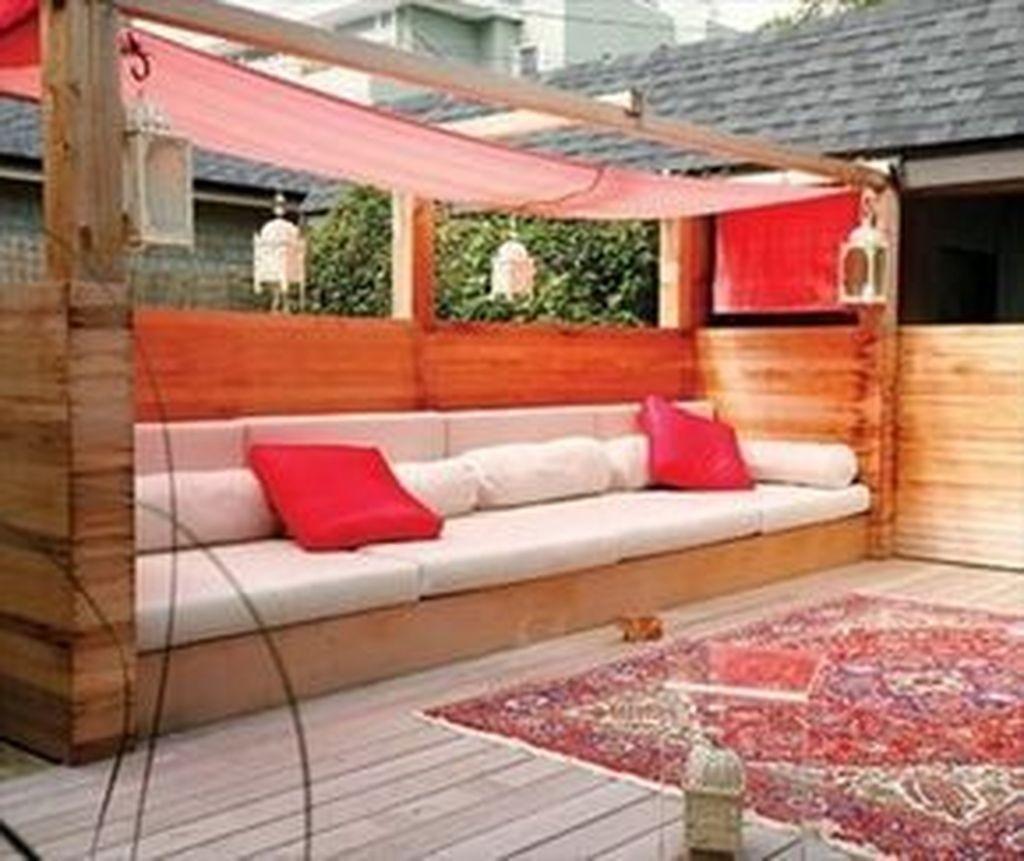 40 Top Outdoor Pallet Furniture Ideas